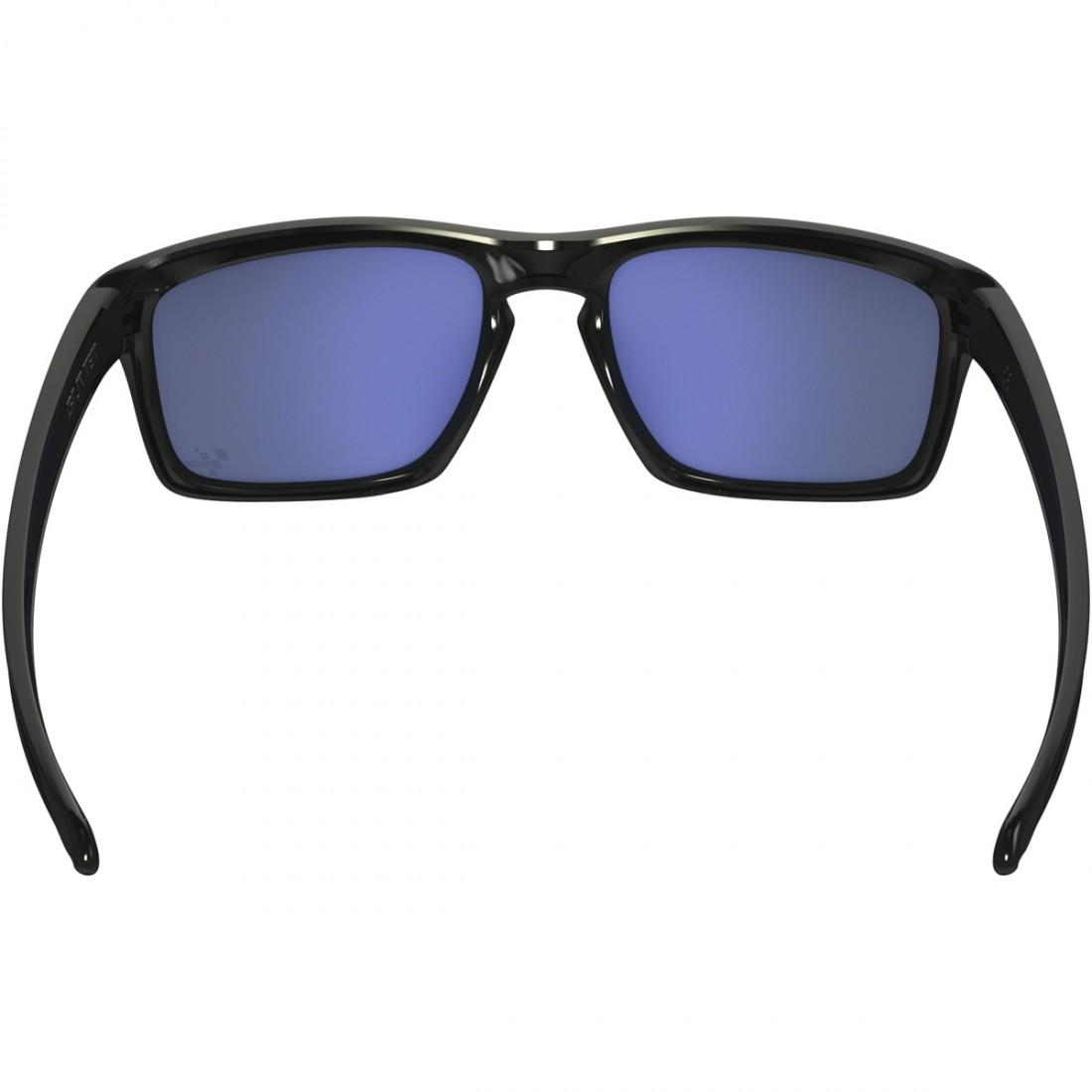 273affe1b8 OAKLEY Sliver Moto GP Polished Black   Ice Iriudium Sun glasses ...