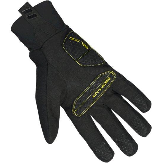 Guantes NORTHWAVE Power 2 Gel Yellow Fluo / Black