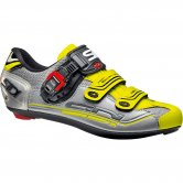 SIDI Genius 7 Steel / Silver / Yellow