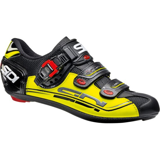 Scarpa SIDI Genius 7 Black / Yellow