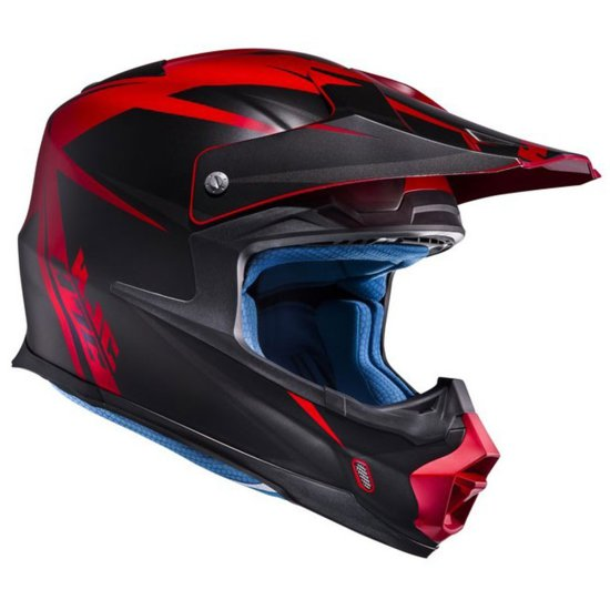 Casco HJC FX-Cross Axis MC-1SF