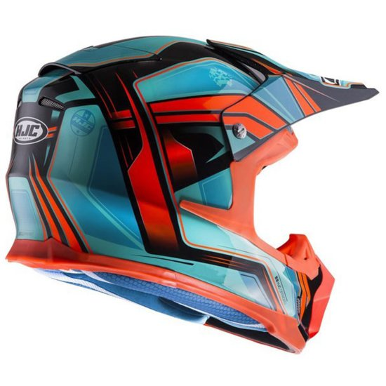 Casque HJC FX-Cross Piston MC-4