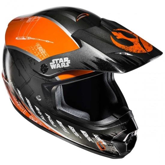 Casco HJC CS-MX II Rebel X-Wing Star Wars MC-7