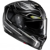 HJC RPHA 70 Black Panther MC-5SF