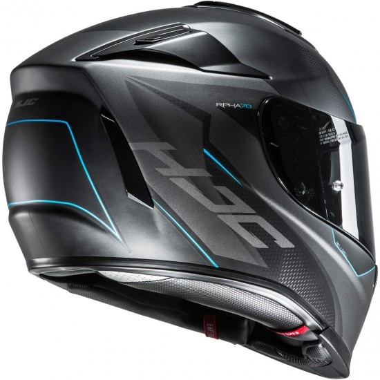 Casco HJC RPHA 70 Gadivo MC-2SF