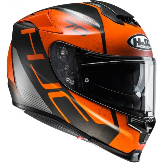 Casco HJC RPHA 70 Vias MC-7SF