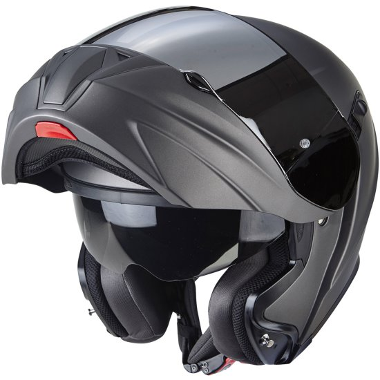 Helm SCORPION Exo-920 Matt Anthracite