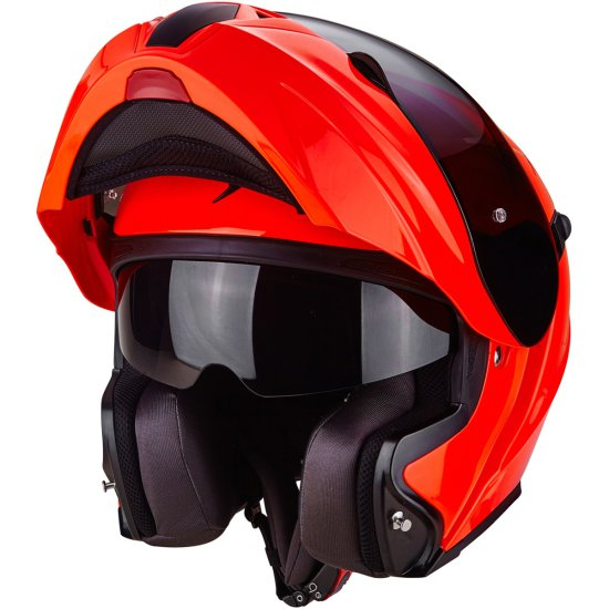 Helm SCORPION Exo-920 Red Fluo