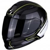 SCORPION Exo-510 Air Frame Black / Neon Yellow / White