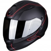Exo-510 Air Frame Matt Black / Red