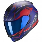 Exo-510 Air Balt Matt Blue / Red