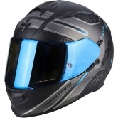 Exo-510 Air Route Matt Black / Blue