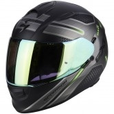 Exo-510 Air Route Matt Black / Green