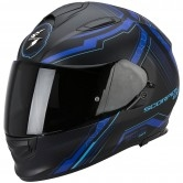 SCORPION Exo-510 Air Sync Matt Black / Blue