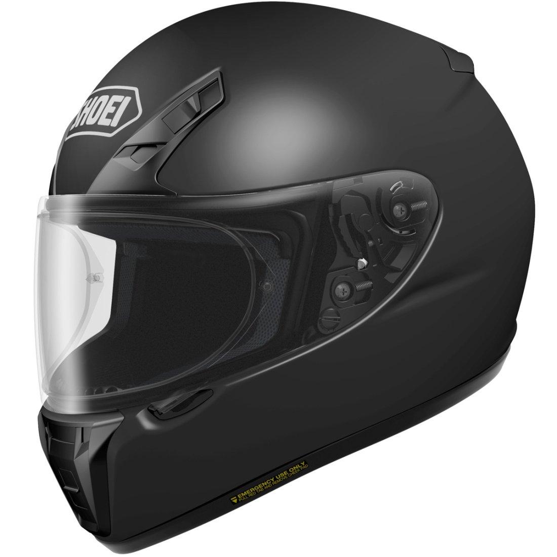 01820b4e SHOEI RYD Black Matte Helmet · Motocard