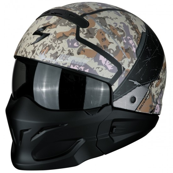 Casco SCORPION Exo-Combat Opex Matt Sand / Grey