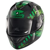 SHARK Ridill Skyd Black / Green