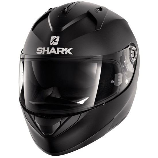 Casco SHARK Ridill Blank Mat Black