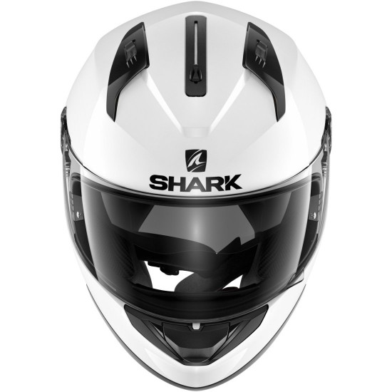 Helm SHARK Ridill Blank White Azur
