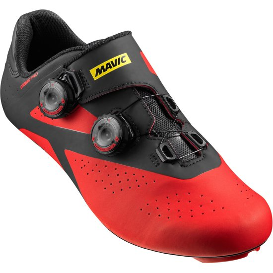 Sapatilhas MAVIC Cosmic Pro 2017 Black / Fiery Red