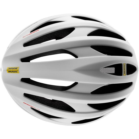 Capacete MAVIC Aksium Elite White / Black