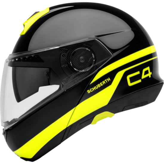 Helm SCHUBERTH C4 Pulse Black