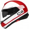SCHUBERTH C4 Legacy Red Helmet