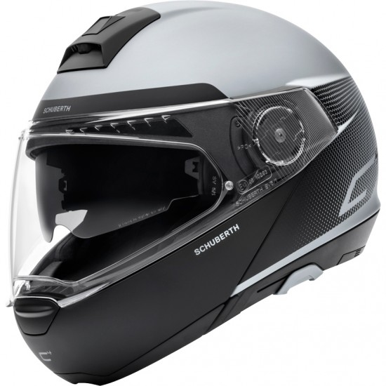 Casco SCHUBERTH C4 Resonance Grey