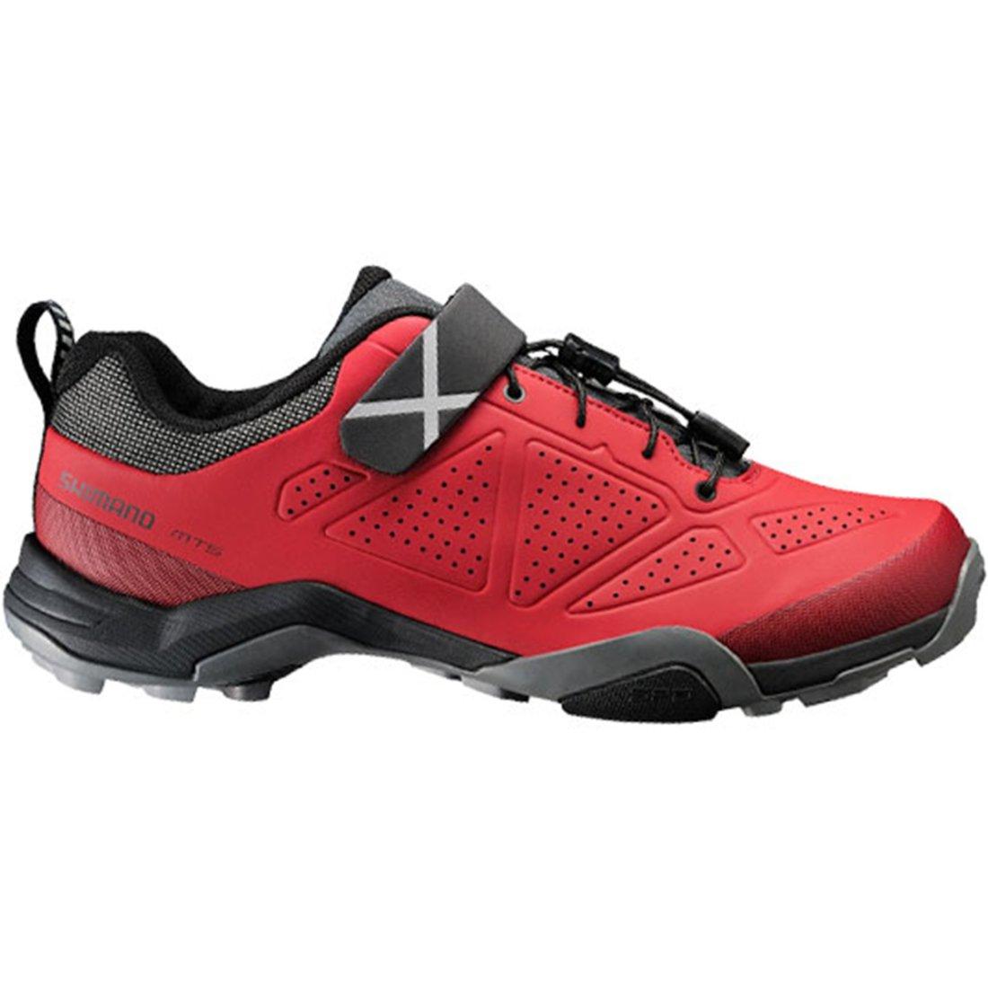 el más nuevo 19fe2 37fc6 SHIMANO MT5 Red Shoe