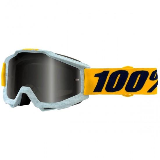 100% Accuri Athleto Mirror Silver Mask / Goggle