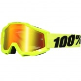 100% Accuri Fluo Yellow Mirror Red