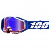 100% Racecraft Anthem Mirror Red / Blue