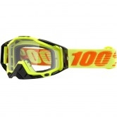 100% Racecraft Attack Yellow