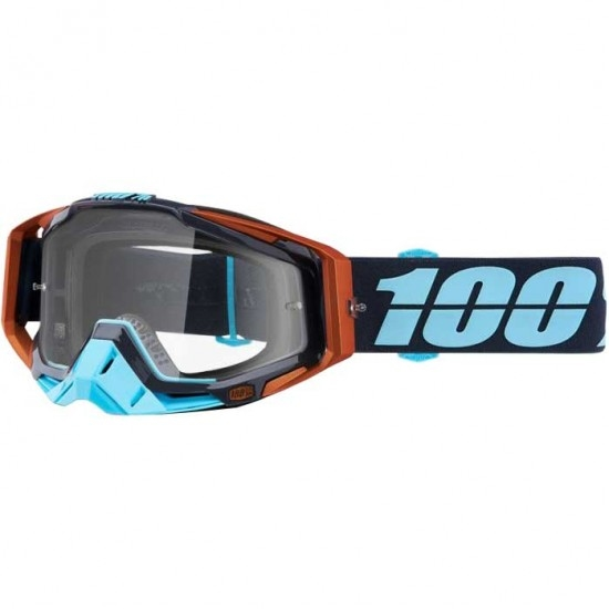 100% Racecraft Ergono Mask / Goggle