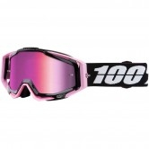 100% Racecraft Floyd Mirror Pink