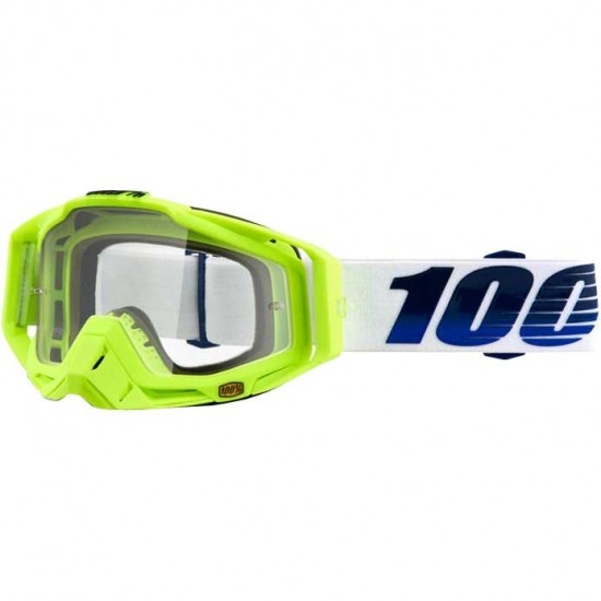 100% Racecraft GP21 Mask / Goggle