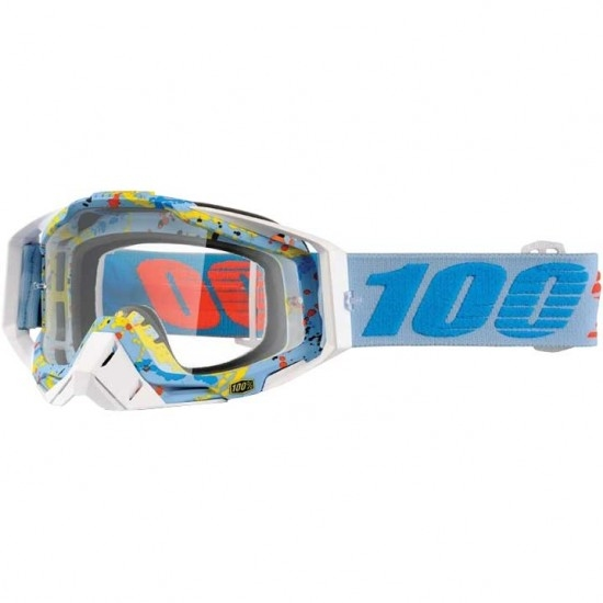 100% Racecraft Hyperloop Mask / Goggle