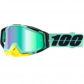 100% Racecraft Kloog Mirror Green