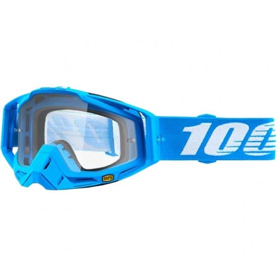 100% Racecraft Monoblock Mask / Goggle