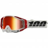 100% Racecraft Suez Mirror Red