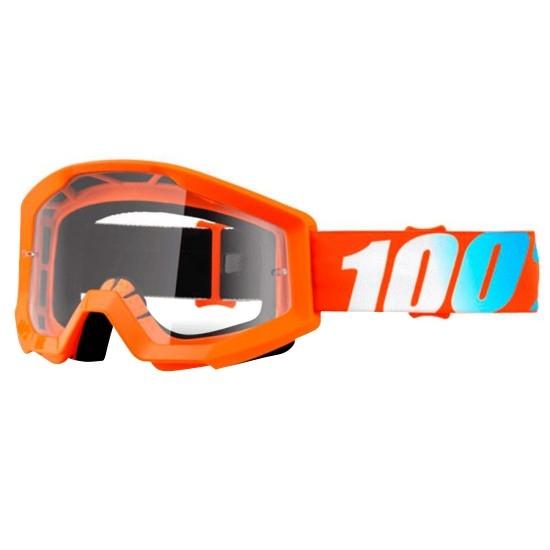 Gafas 100% Strata Orange