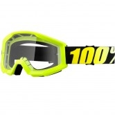 100% Strata Junior Neon Yellow
