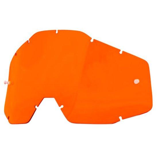 100% Anti Fog Orange Spare