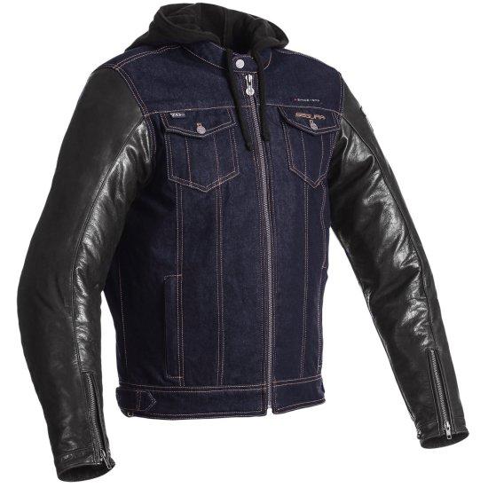 SEGURA Veloce Black / Blue Jacket
