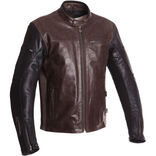 Chaqueta SEGURA Nova Brown / Black