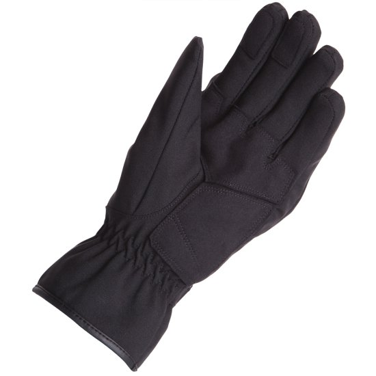 BERING Victoria Lady Black / Fuchsia Gloves