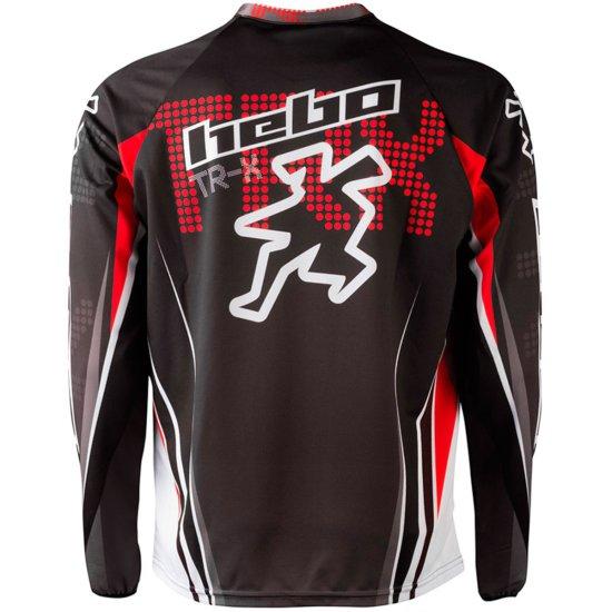 Maglietta HEBO Pro TR-X Red