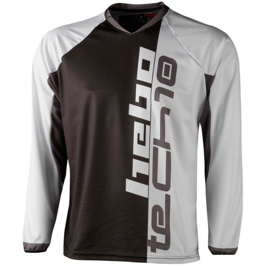HEBO Tech 10 Grey Jersey