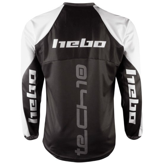 Camisola HEBO Tech 10 Grey
