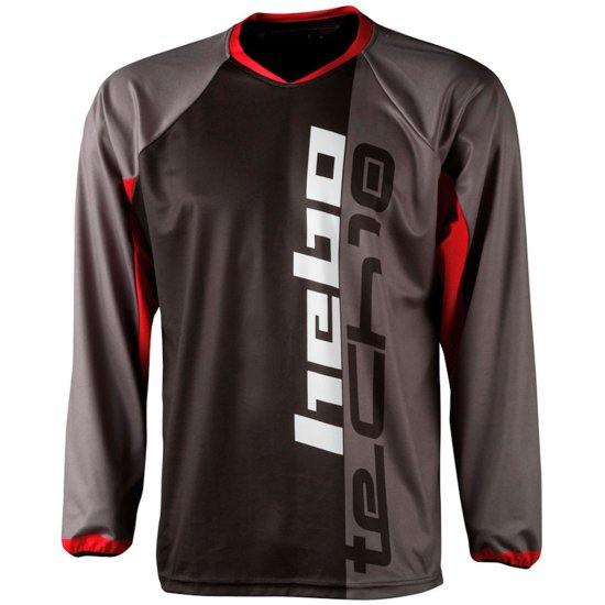 Jersey HEBO Tech 10 Red
